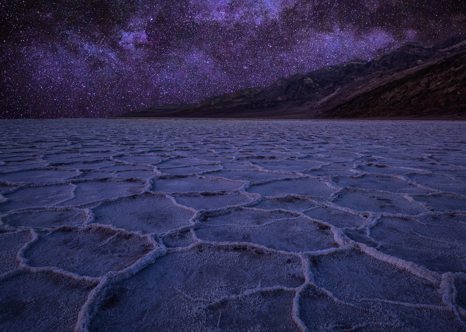 Badwater Basin Photography Art | Josh Kimball Photography