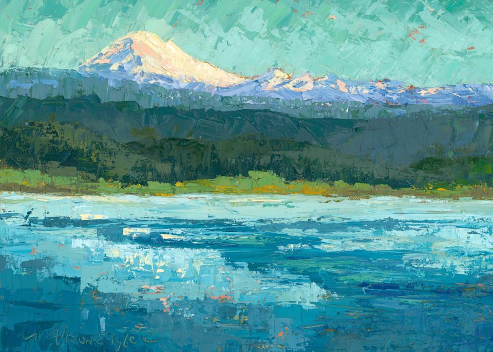 Mount Baker  Art | Friday Harbor Atelier