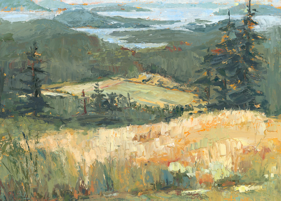 Islands To The North  Art | Friday Harbor Atelier