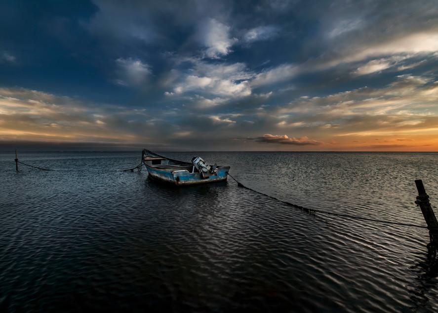 Safe Harbor Photography Art | Ed Sancious - Stillness In Change