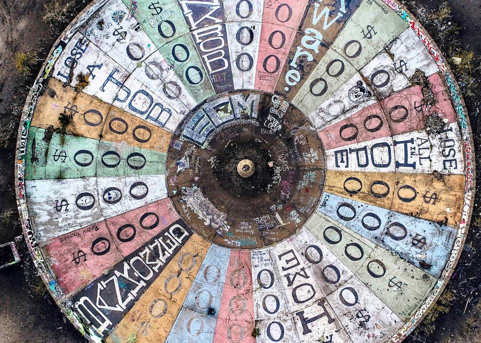 Wheel of Misfortune in Nevada