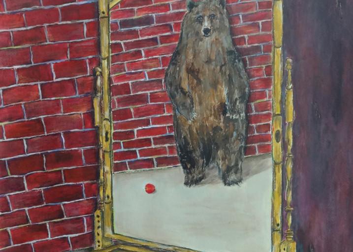 The Apple Art | Mystery Dinosaur Productions/Fae Yamaguchi Art