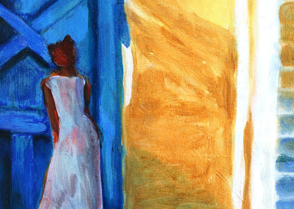 Discovered Art   Courtney Miller Bellairs Artist