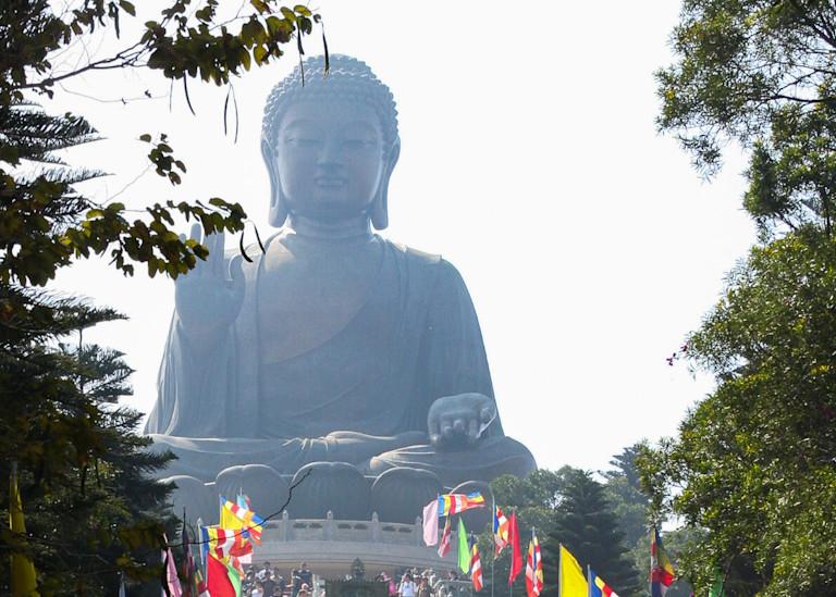 Hong Kong, Buda Art   Thriving Creatively Productions