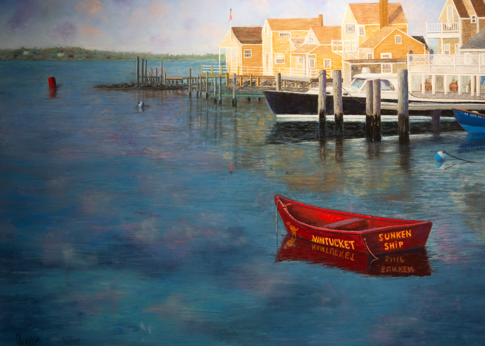 Nantucket Art | Mark Grasso Fine Art