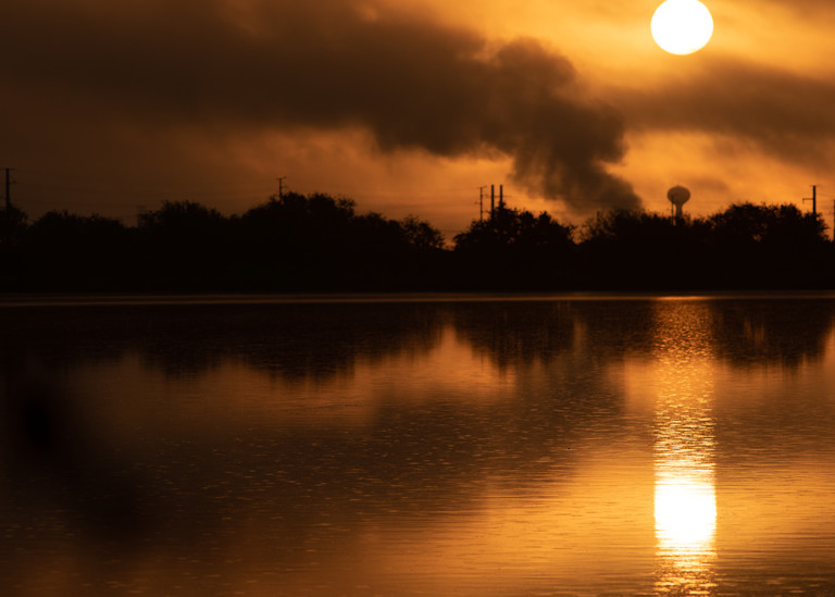 Cloudy Sunrise...  Art | Thriving Creatively Productions