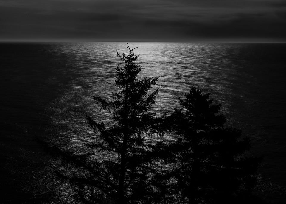 Ocean Reflections, Neahkahnie, Oregon, 2020