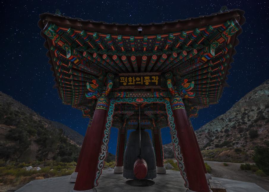 Temple Starscape Photography Art | Josh Kimball Photography