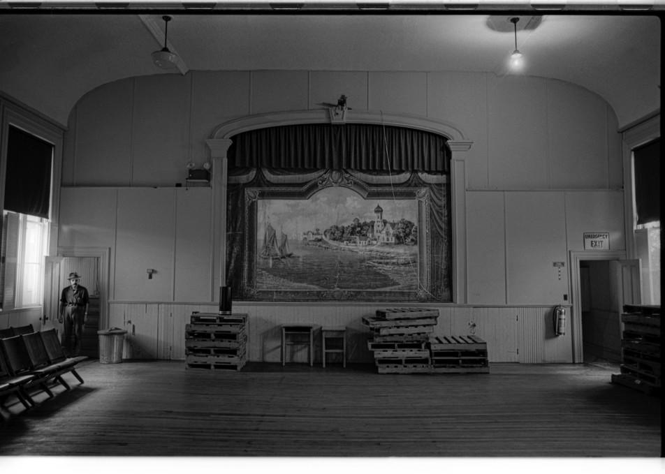 Town Hall Photography Art   Harry John Kerker Photo Artist