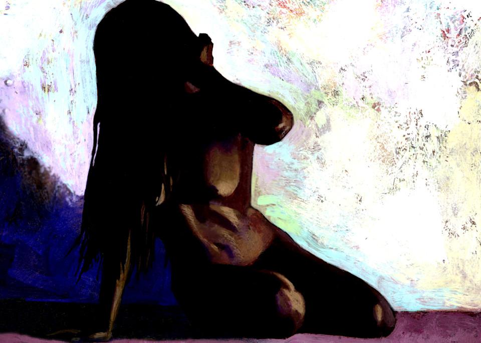 Nude: Reo 2 Art | Omaha Perez Art