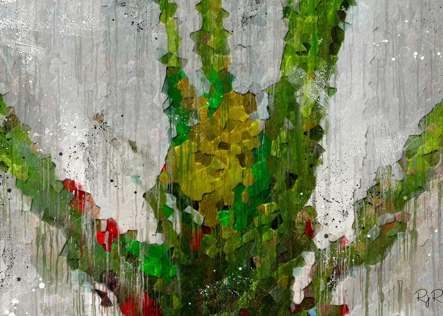 Flower Art One Art | R.j.Ricci Art