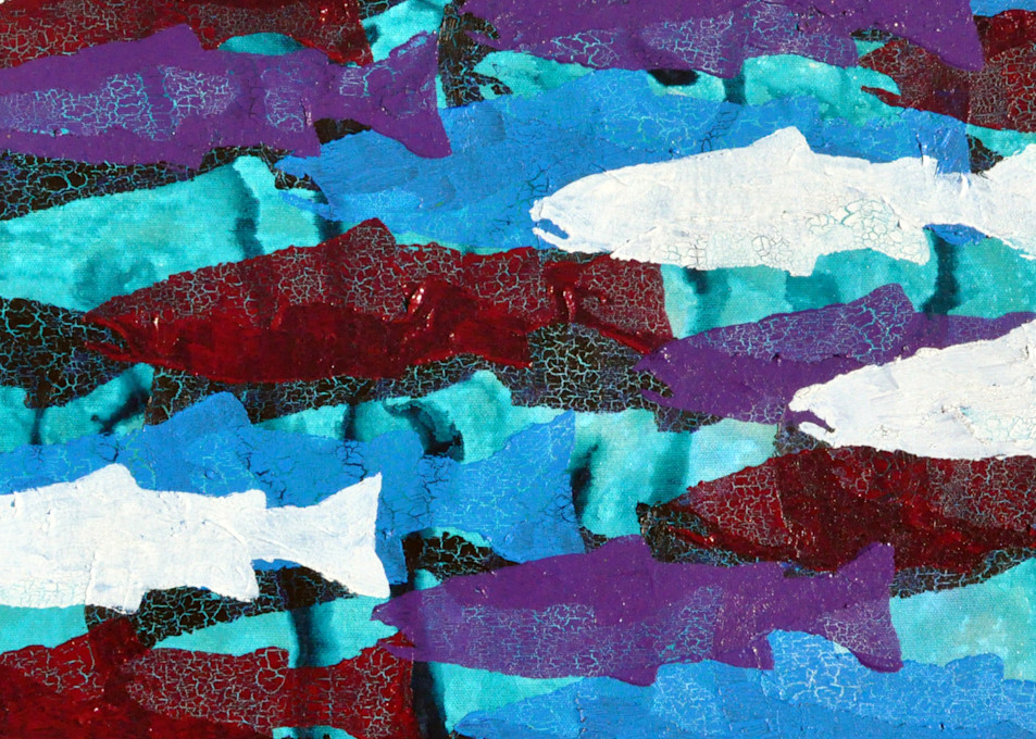 Creek 2 Art | Perry Rath Arts
