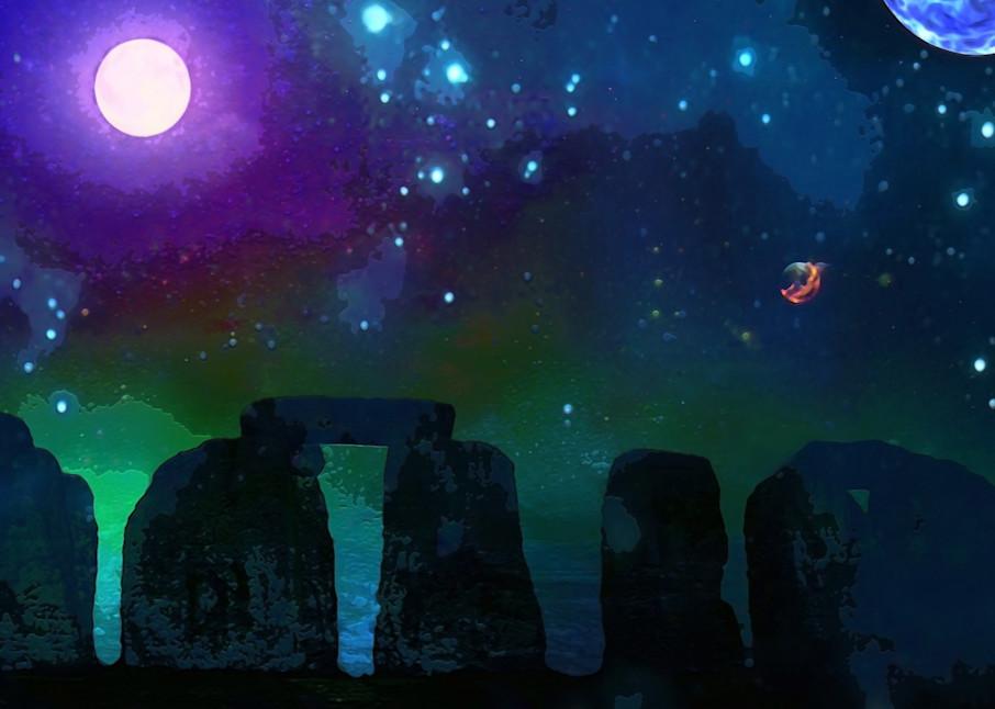Stonebuilders Art | Don White-Art Dreamer