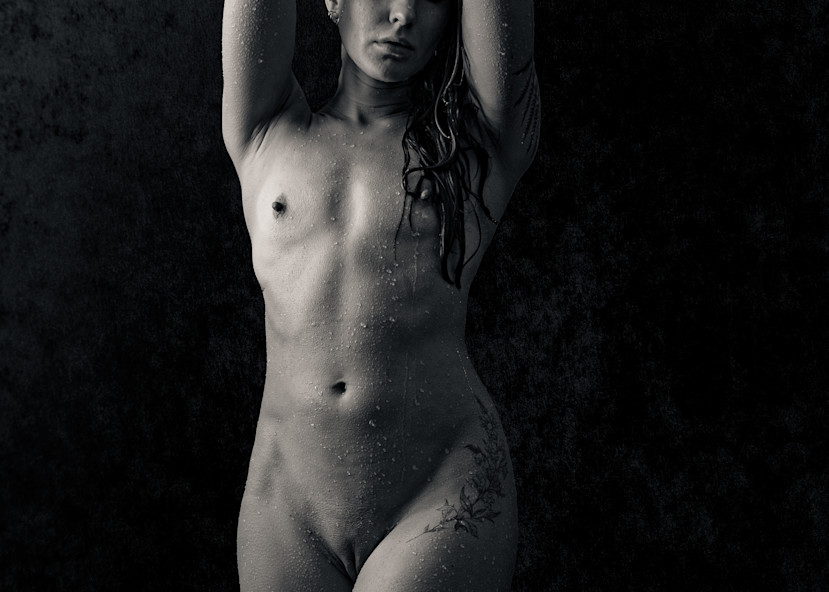 Nyla After A Swim 2 Photography Art | Dan Katz, Inc.