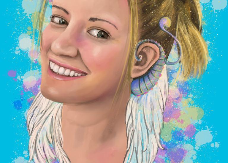 A Lifelong Journey Art   Priscila Soares - MyLuckyEars