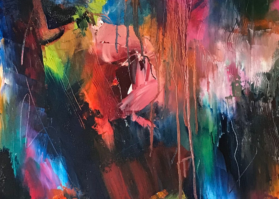 Wild Rose Art | Jerry Hardesty Studio