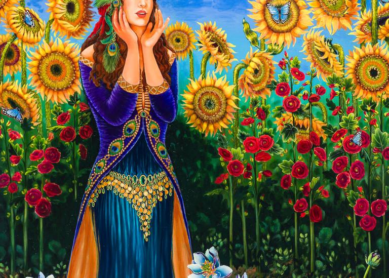 Soiree Du Papillon Art | miaprattfineart.com