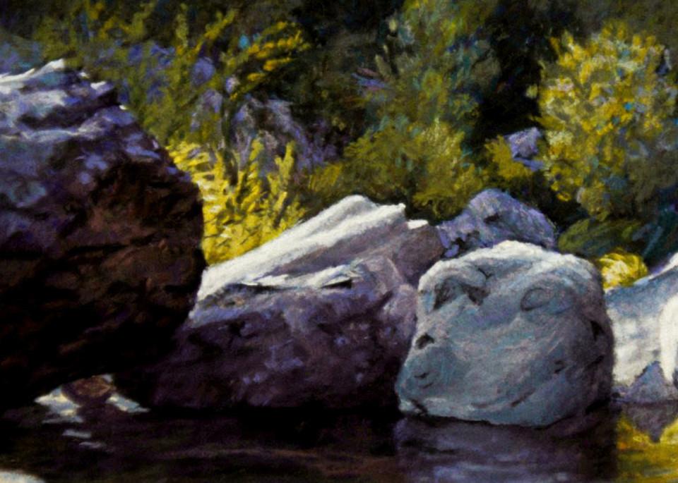 Upper Park Rocks Art | Waif Mullins Art