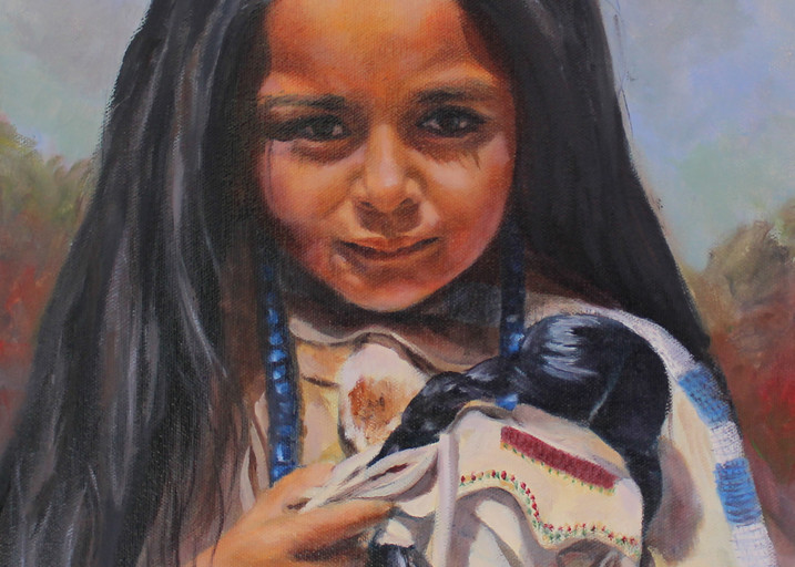 Favorite Doll Art   Aubrey Kyle Creates