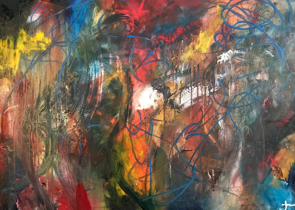 All My Favorite Colors Art | Jerry Hardesty Studio
