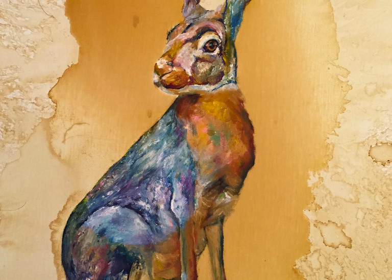 Jack Rabbit Art | Christy! Studios