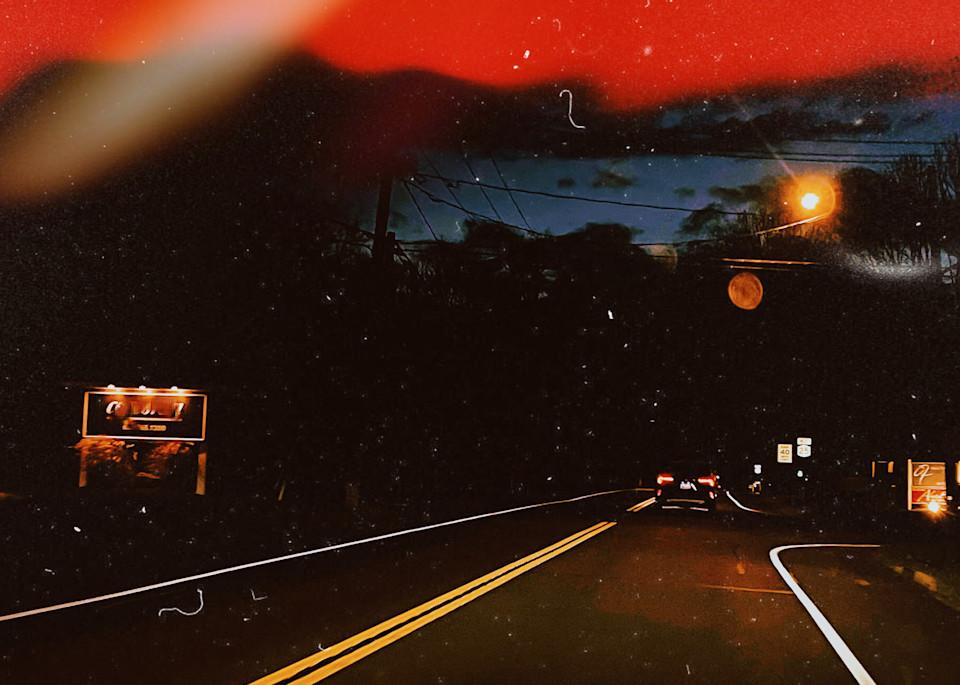 On A Long & Lonesome Highway Photography Art | LenaDi Photography LLC