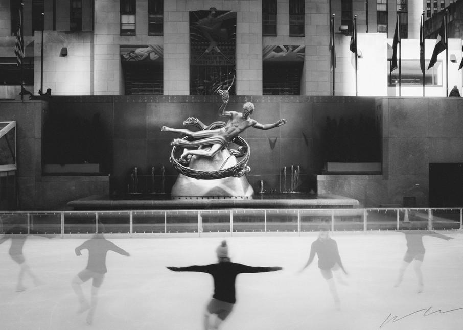 Ice Dance Photography Art | Harry John Kerker Photo Artist