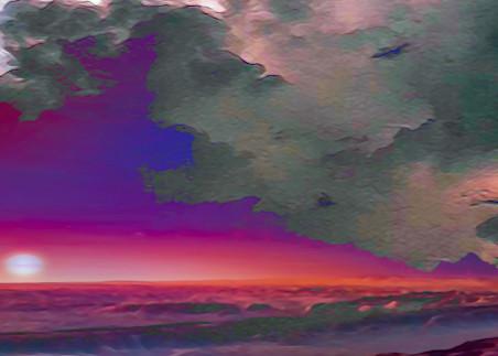 Exopanorama 1 Art | Don White-Art Dreamer