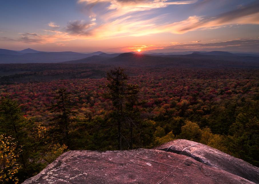 Devils Hill Sunset