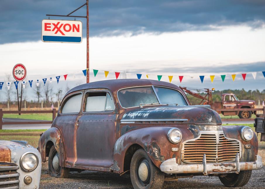 Classic Cars Photography Art   kramkranphoto