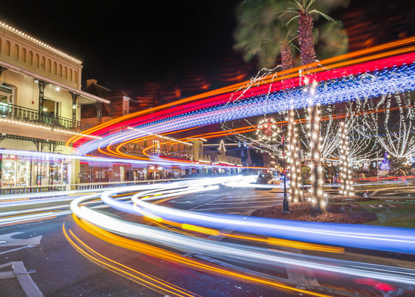 As The Trolley Passes By Photography Art | kramkranphoto