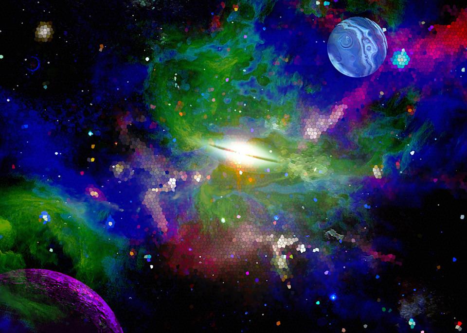 This Colorful Art | Don White-Art Dreamer
