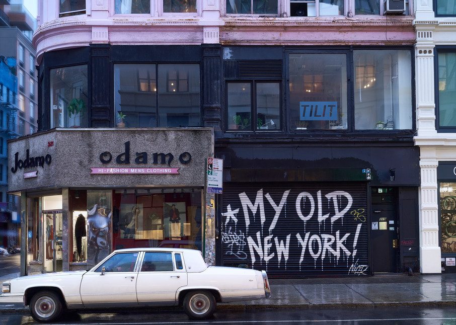 Cadillac, Lower East Side Art | Jason Homa