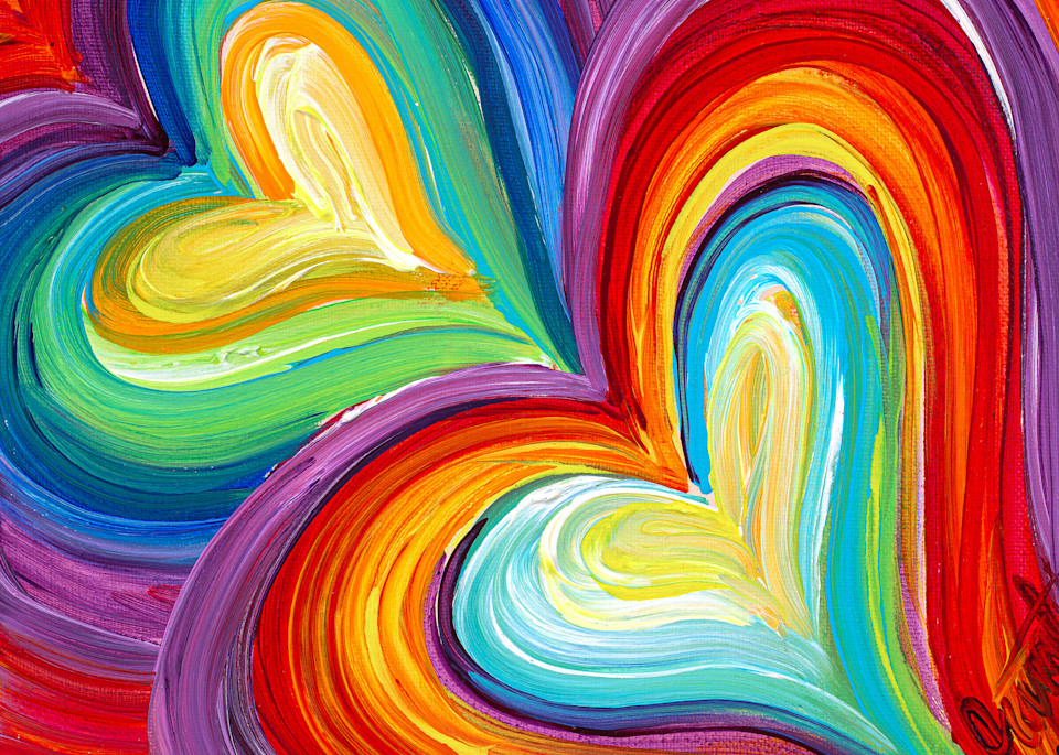 Sweetheart Heart Red 1 Art   Heartworks Studio Inc