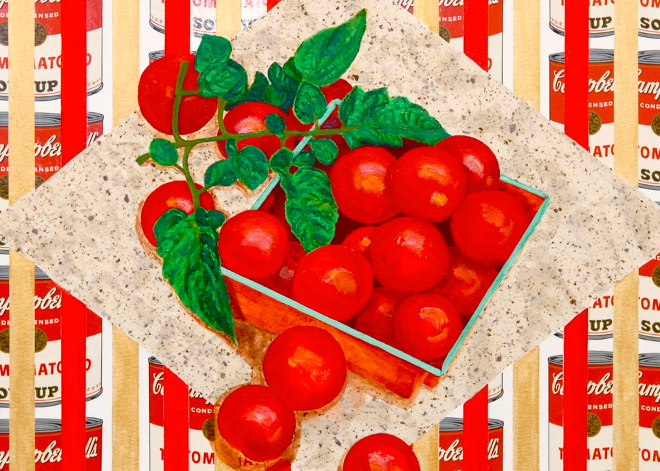Campbell's Fresh Art | Kichaven Art