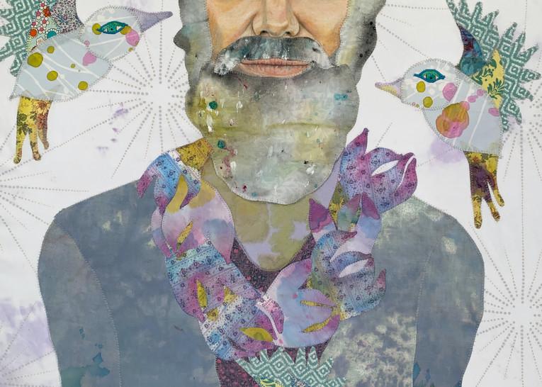 Ram Dass, It's All Right Now Art | Karen Payton Art