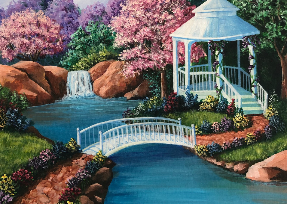 Spring Retreat Art | House of Fey Art
