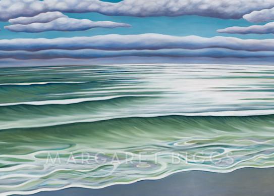 Coastal Calm  Art | Margaret Biggs Fine Art