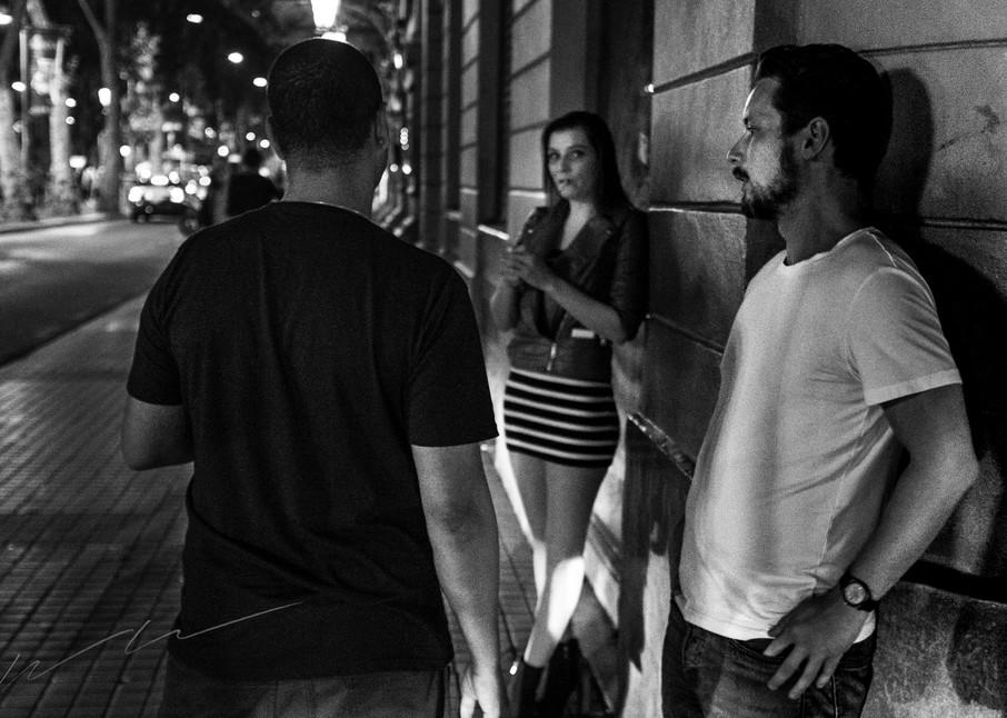 Threesome Photography Art | Harry John Kerker Photo Artist