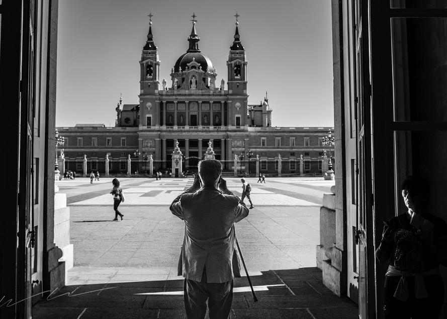 Tight Surveillance Photography Art | Harry John Kerker Photo Artist