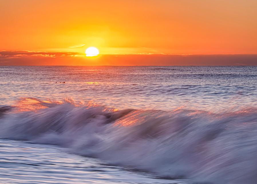 South Beach First Light 2021 Art | Michael Blanchard Inspirational Photography - Crossroads Gallery