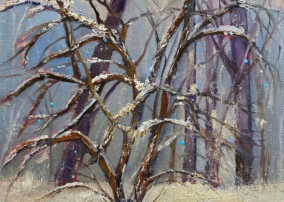Backyard Series   4 (Print) Art | Marissa Sweet