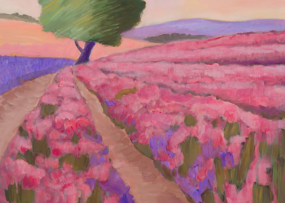 La Vie En Rose  Art | lynnericson-fine-art.com