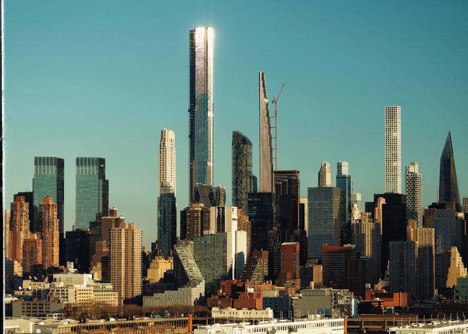 Towers Art   Danny Johananoff