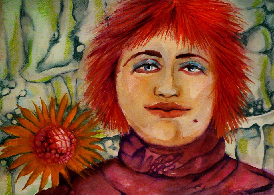 She Fuzzed Art | Dena McKitrick