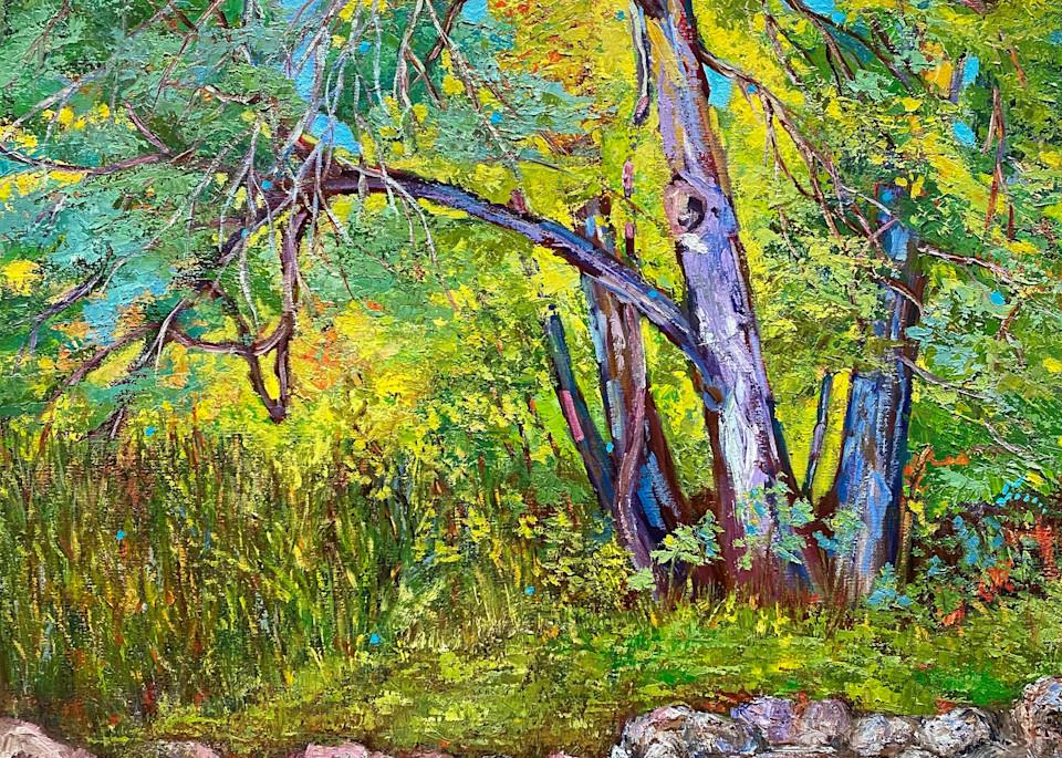 Guardian Of The Forest (Print) Art | Marissa Sweet