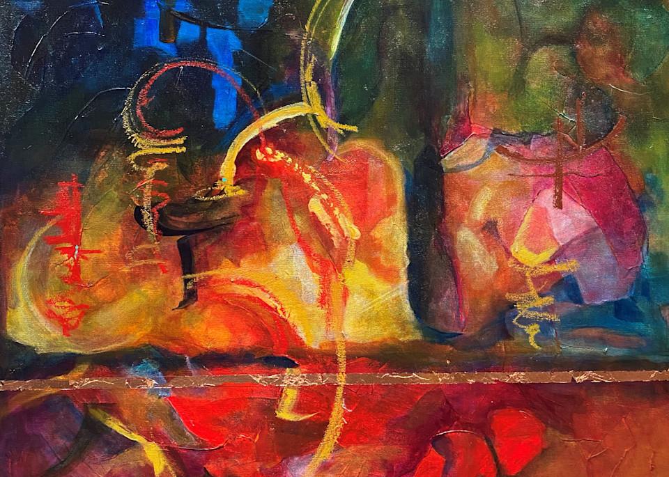 Elements Ii (Print) Art | Marissa Sweet