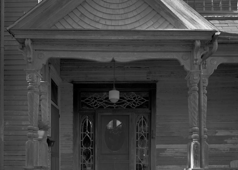 Theo Buhler House, 1894, Victoria, Texas (1975) Photography Art   Rick Gardner Photography