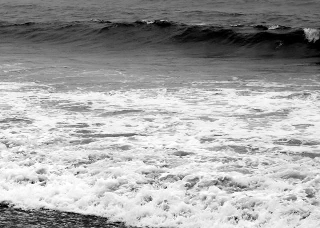 Marina Waves #1 Art | James Alfred Friesen