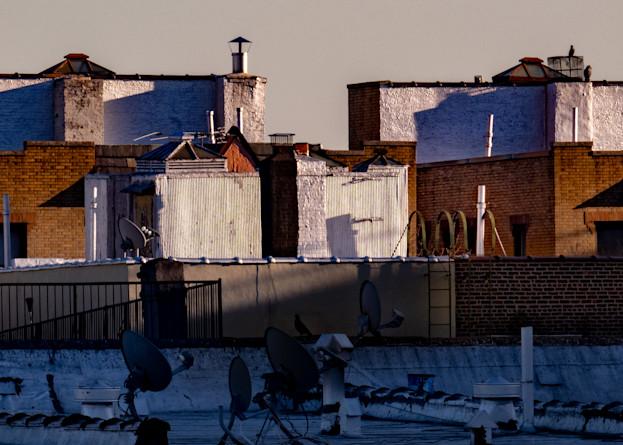 Astoria Rooftops, Nyc Photography Art | Ben Asen Photography